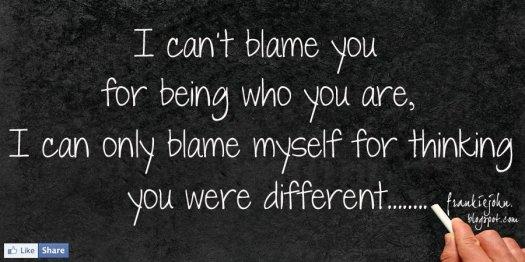 blamemyself