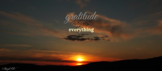 GratitudeChangesEverything